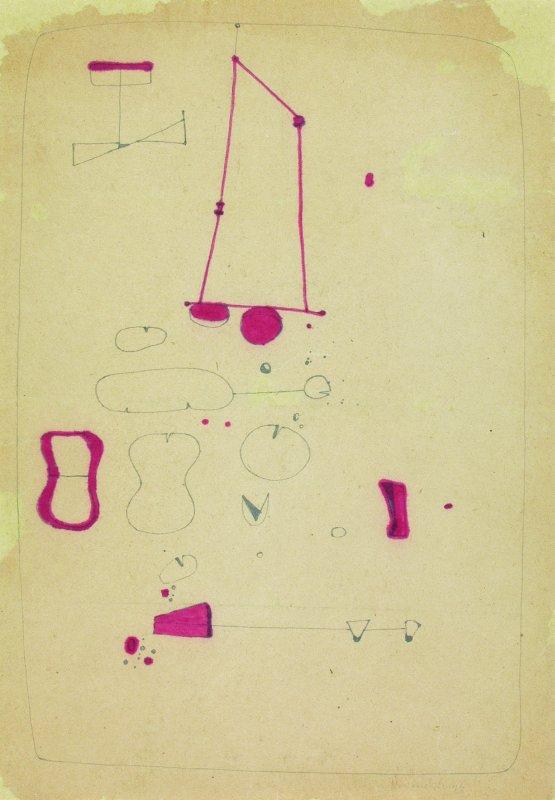 Abstrakcja 1946