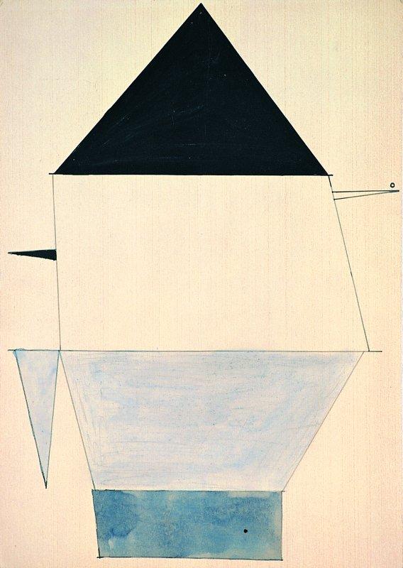 Kompozycja abstrakcyjna 1947