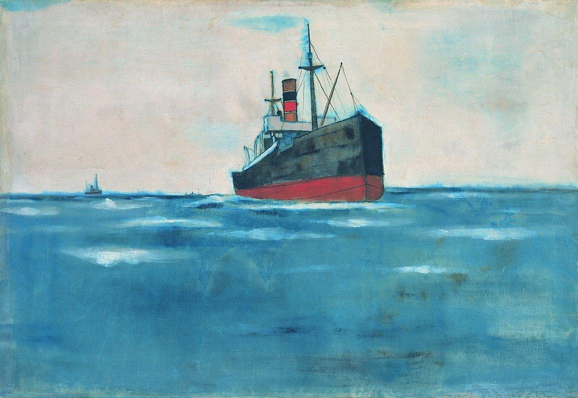 Okręt 1947