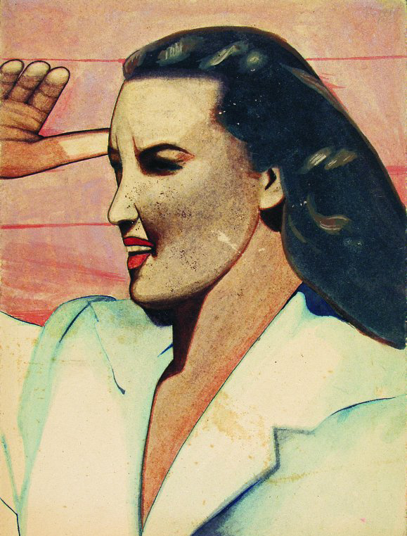 Portret 1947