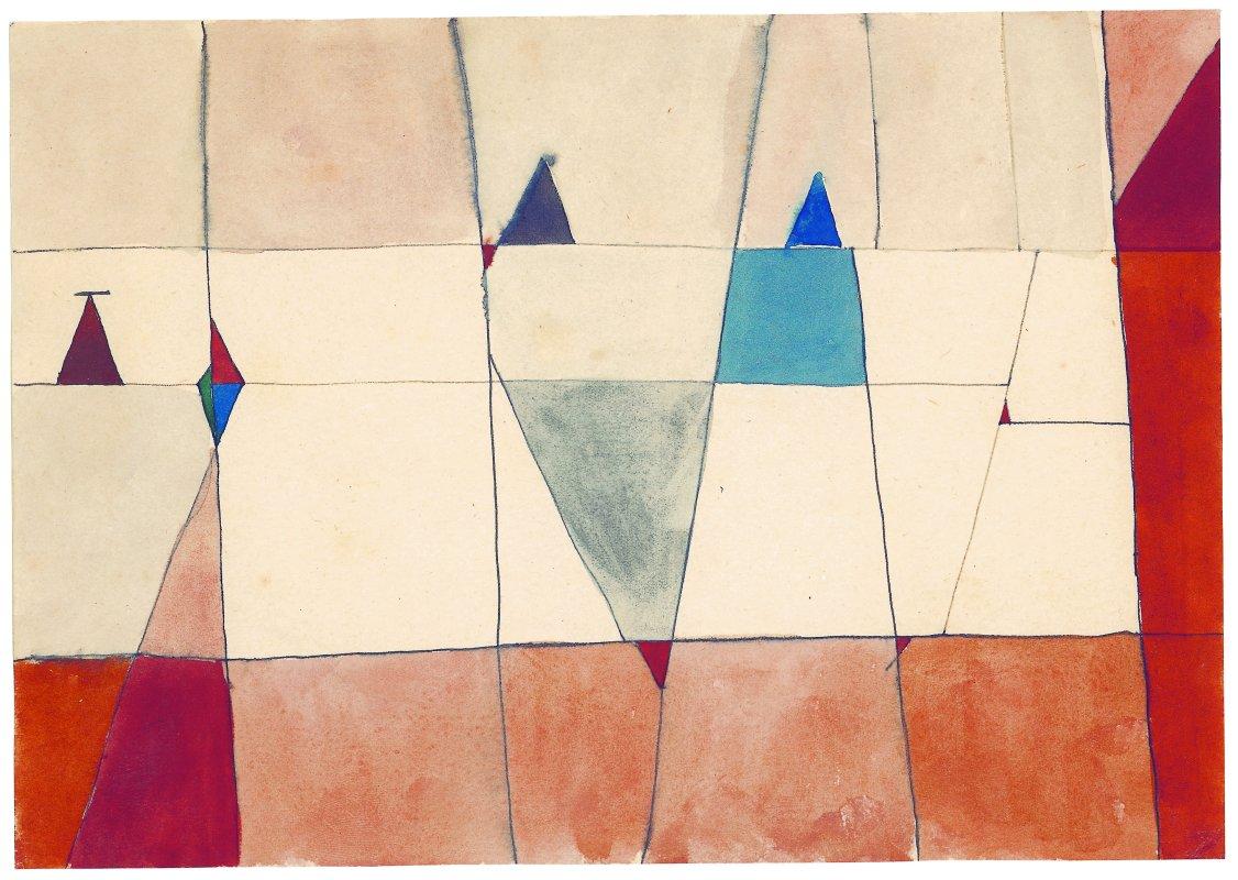 Abstrakcja 1952