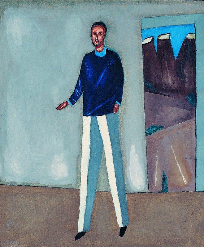 Portret męski 1960