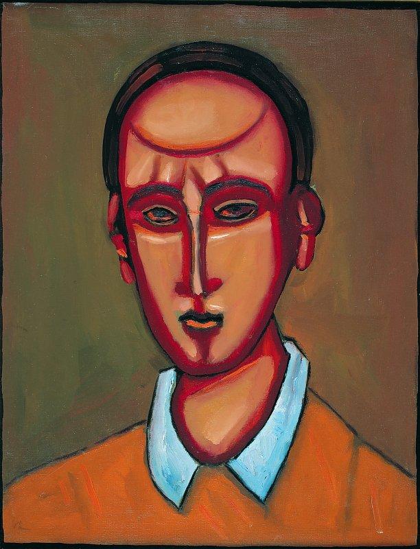 Portret mężczyzny 1964