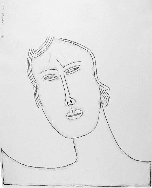 Portret kobiety 1966