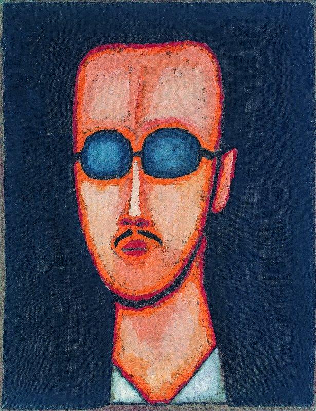 Autoportret 1972