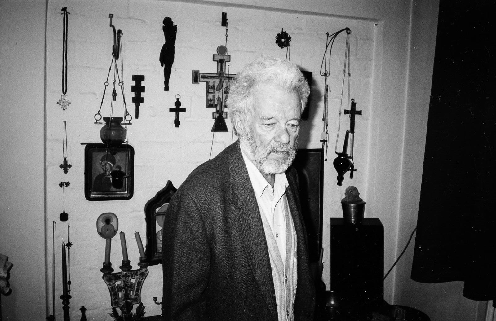 Jerzy Nowosielski, XII 1999