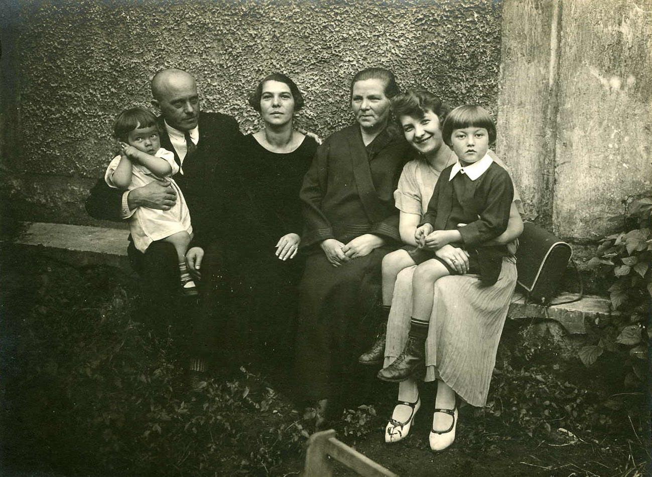 Biecz, 1924