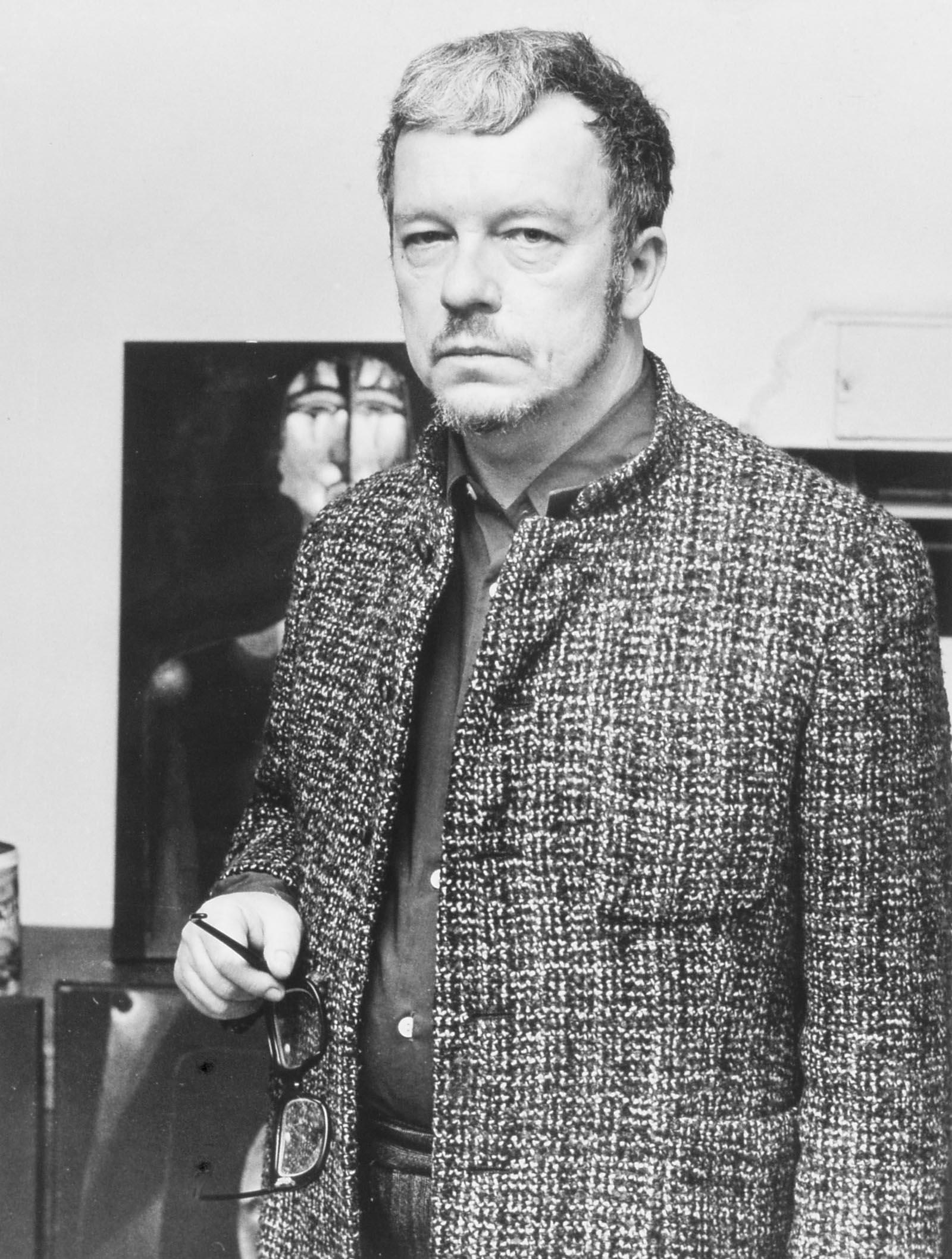 Jerzy Nowosielski, przed 1980