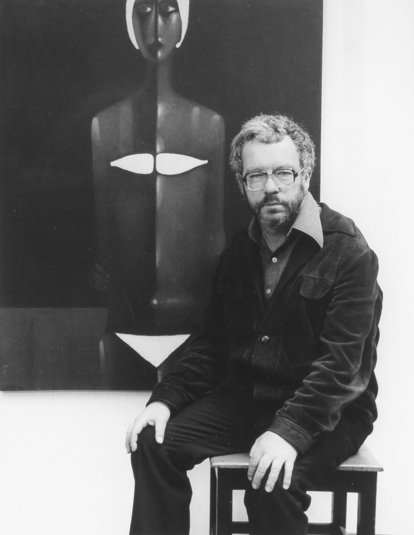 Jerzy Nowosielski, ok. 1980