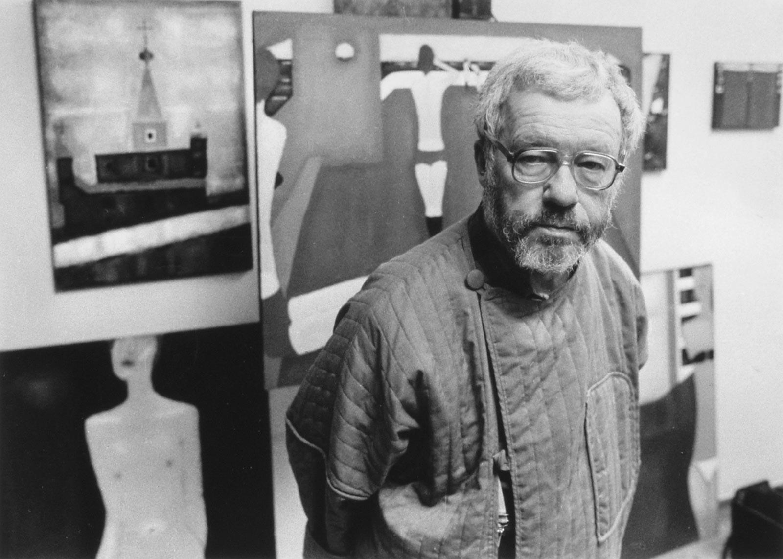 Jerzy Nowosielski, 1987