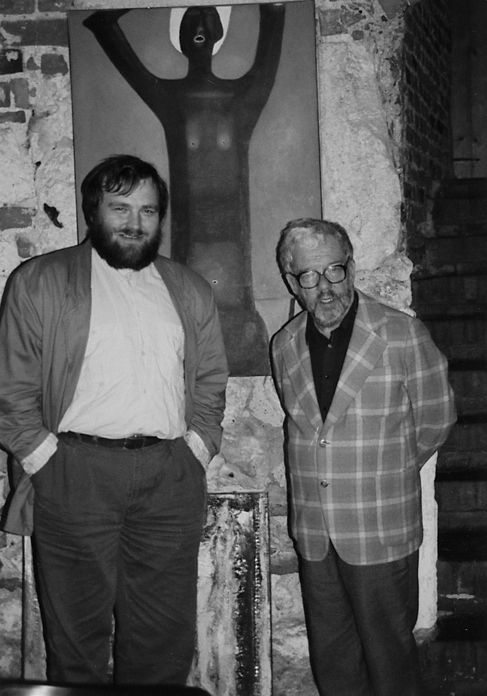 Z Andrzejem Starmachem, 1992