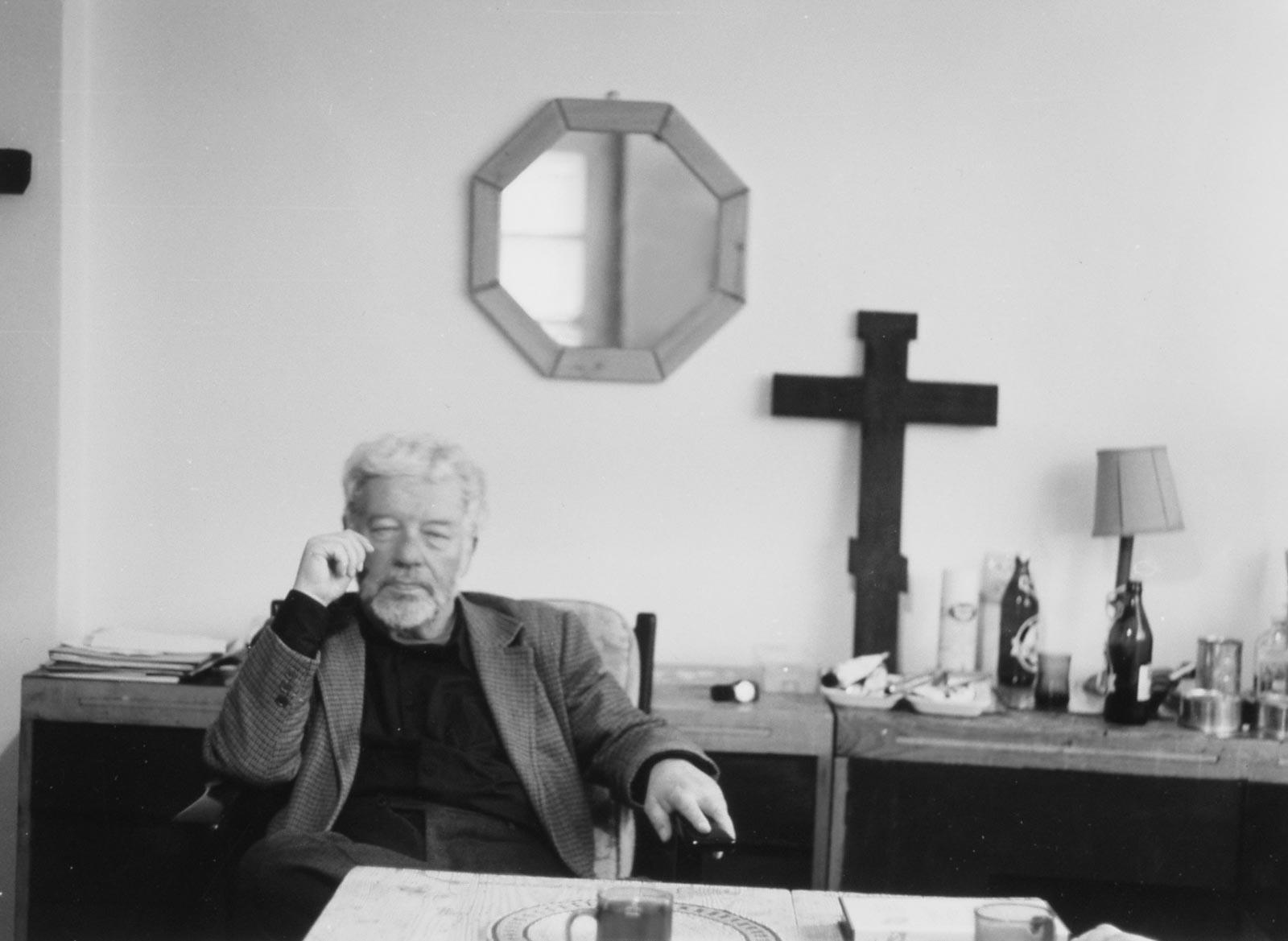 Jerzy Nowosielski, 2 VI 1997